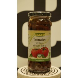 tomates sechees à lhuile d'olive