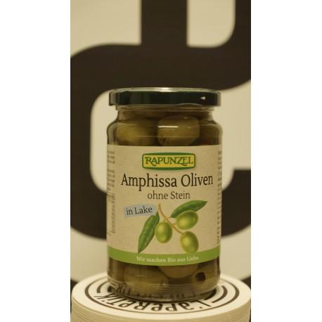 olives vertes dénoy en saumure amphissa 315 g