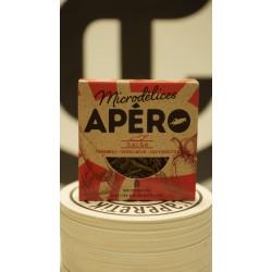 Apéro 100 - Tenebrio Sigillatus - Salsa MICRODELICES