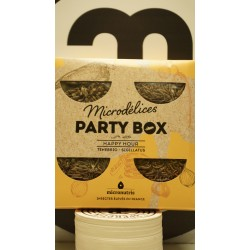 Party Box 8 saveurs MICRODELICES