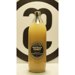 Nectar Poire Williams 100 cl Patrick Font