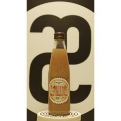 Smoothie bio Banane/Framboise/Poire 25 cl