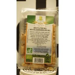 Mini feuilleté au fromage bio 100 g