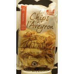 chips à la tomates 125 g