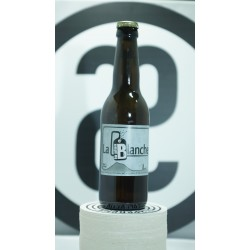 Bière Blanche Plan B 33cl