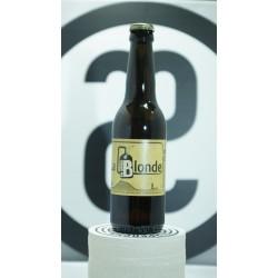 bière blonde Plan B 33cl