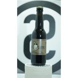 bière ambrée Plan B 33cl