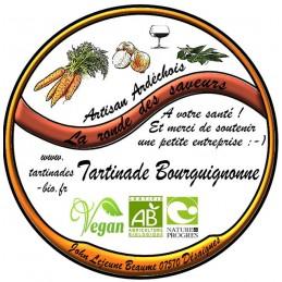 Tartinade Bourguignonne Bio...
