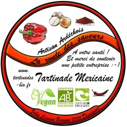 Tartinade mexicaine Bio La...