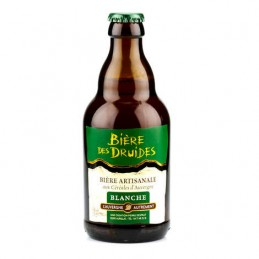 Bière blanche verveine des...