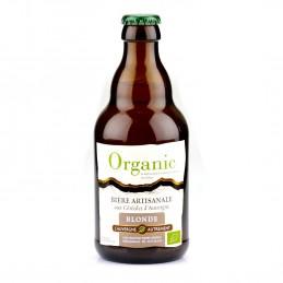 Bière blonde Organic 33cl 6%