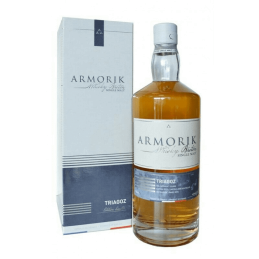 Whisky ARMORIC TRIAGOZ 70cl...