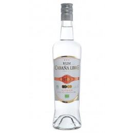 Rhum Blanc BIO Cabana Libre...
