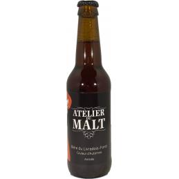 Bière ambrée Atelier du...