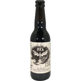 Bière stout BIO Iska 33cl 6%