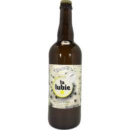 Bière blonde BIO la lubie...