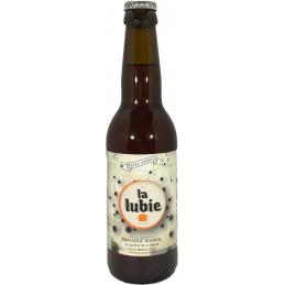 Bière ambrée BIO la lubie...