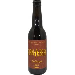 Bière ambrée BIO Fornabera...
