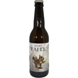 Bière blanche Saint Babel...