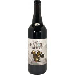 Bière brune Saint Babel...