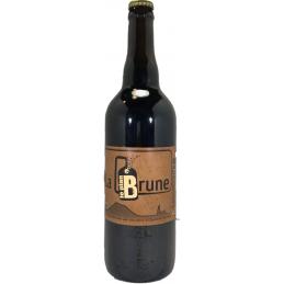 Bière brune BIO Plan B 75cl...