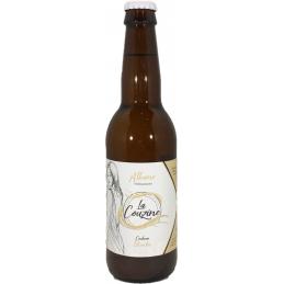 Bière blanche la Couzine...
