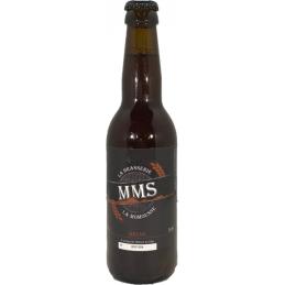 Bière brune MMS 33cl 8.5%