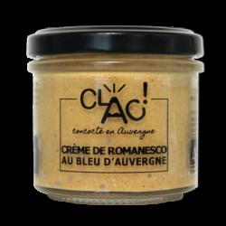 Crème de romanesco au bleu...