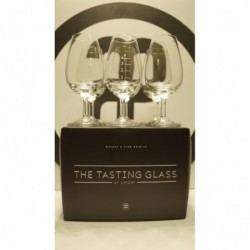 THE TASTING GLASS, lot de 6...