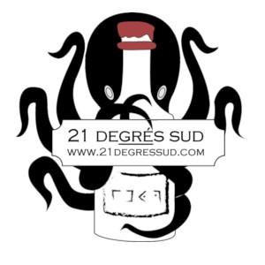 21 degrés sud